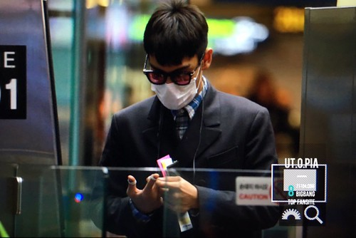 Big Bang - Incheon Airport - 03dec2015 - Utopia - 03
