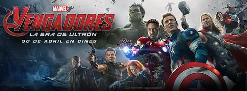Los Vengadores. La era de Ultron