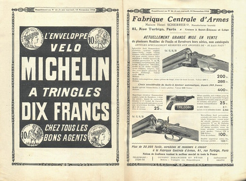 Je Sais Tout, No. 70, 15 Novembro 1910 - 146
