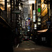 Dusk in Osaka by Tom Royal on Flickr