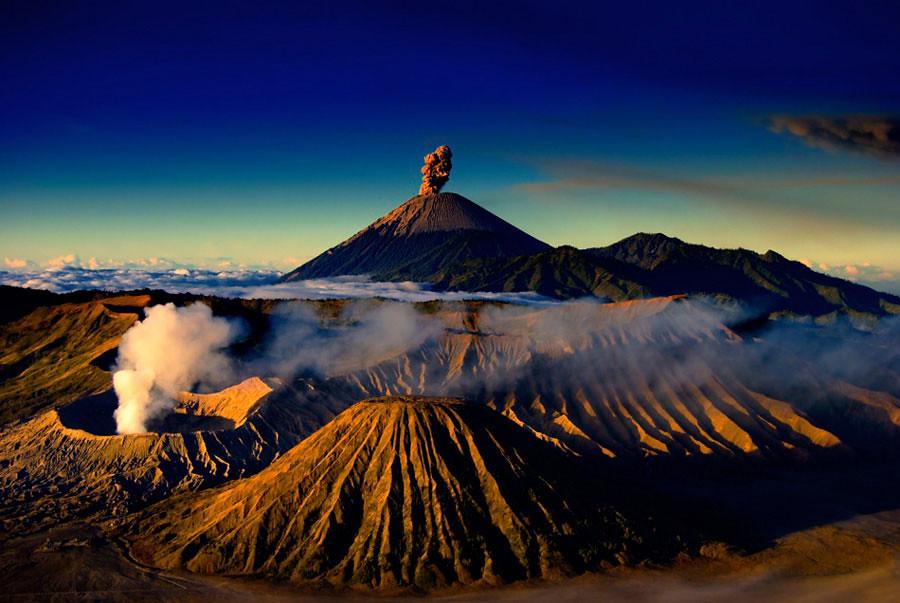 25. Mount Bromo via bromoeastjava
