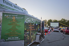 Drive-in Movie Series (The Fifth Element) @ Lansdowne Centre 2016