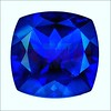 Nano Sapphire – Available in Round, Oval, Heart, Trillion, Pear, Square, Octagon, Marquise, Baguette, Fancy & custom made sizes, shapes, cuttings are also available on request  http://rmcgems.com/web/product/nano/ #NanoGem #NANO #Gemstones #Gems #Jewelry