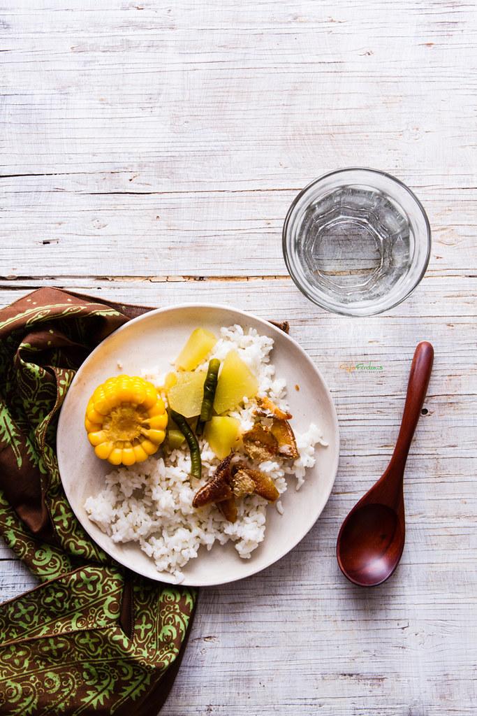Sayur-Asem-Nasi-Ikan-Asin