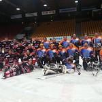 Benefiz Eishockeymatch Cardinals-Knights 20.12.201