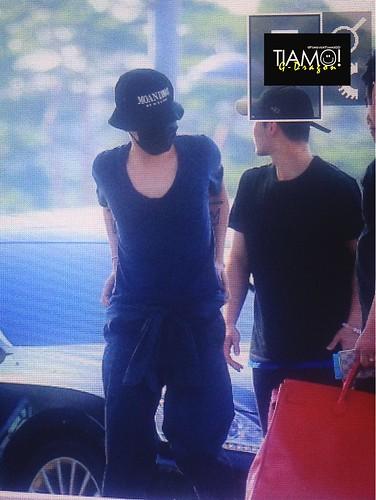 Big Bang - Incheon Airport - 05jun2016 - ForeverTiAmoGD - 07