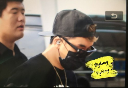 Big Bang - Incheon Airport - 24sep2015 - BigbangFighting - 13