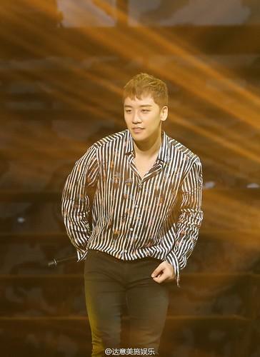 BIGBANG FM Beijing Day 2 2016-07-16 Seungri (12)