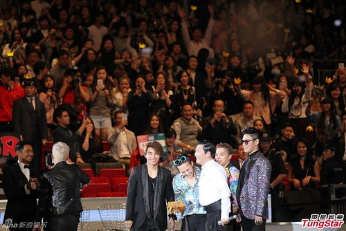 Big Bang - MAMA 2015 - 02dec2015 - TungStar - 07