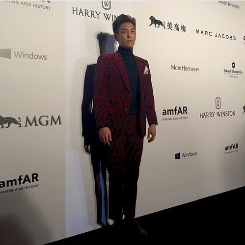 TOP - amfAR Charity Event - Red Carpet - 14mar2015 - STYLE-TIPS.COM - 01