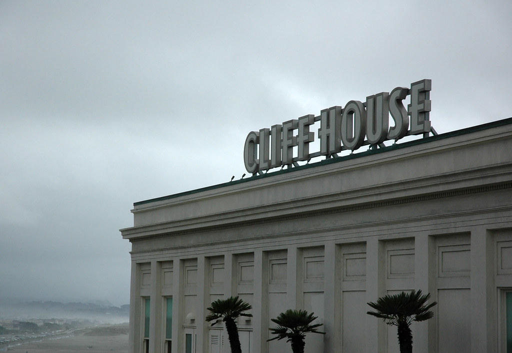 Cliffhouse, San Francisco