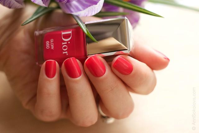 14 Dior #660 Glory