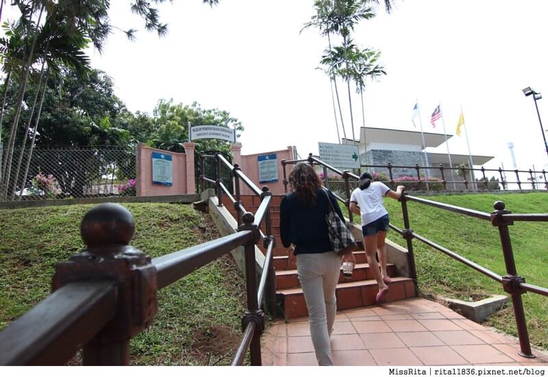 馬來西亞 麻六甲 馬六甲景點 荷蘭紅屋廣場 聖保羅堂St. Paul's Church 馬六甲蘇丹王朝水車 海上博物館7