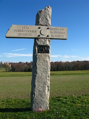 142 Pa Infantry Gettysburg