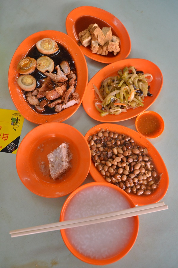 Teochew Porridge @ Seapark