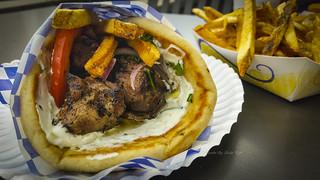 Pork Souvlaki - The Greeks