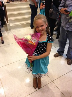 Sadie Piper and Bates Dance Studio Recital 2015