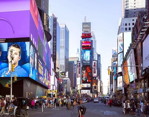 Times Square 05, NY, USA