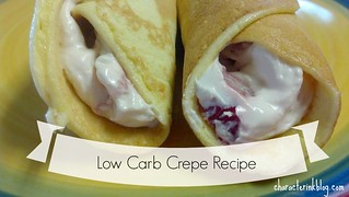 Low Carb Crepe Recipe