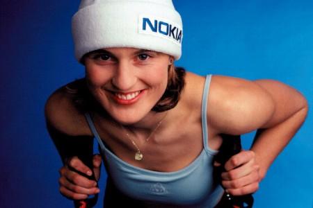 Nikola Sudová - vzpomínka na její akrobatické začátky