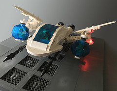 Futuron Spaceship