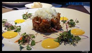 Restaurante Lavaca verano - Tartar de kumato