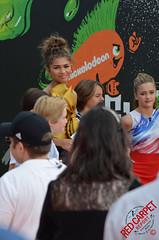 Zendaya at Nickelodeon's Kids' Choice Sports 2016 #KidsChoiceSports - DSC_0291