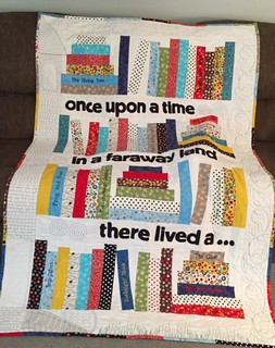 Mary Ciccarella - Read With Me Quilt