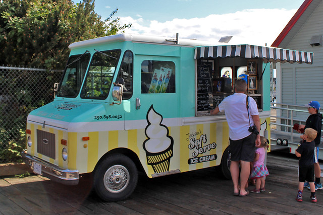 Vancouver Island Ice Cream