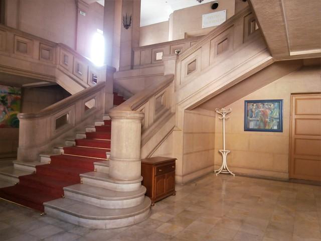 Teatro Garibaldi, Consolato Generale d'Italia - Nizza, Riviera Francese