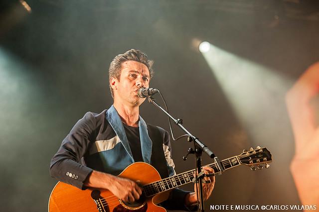 David Fonseca - O Sol da Caparica '16