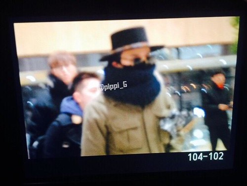 Big Bang - Gimpo Airport - 27feb2015 - G-Dragon - pippi_G - 02