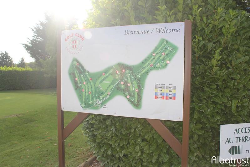 photo du golf Golf De Valence Saint Didier - Parcours