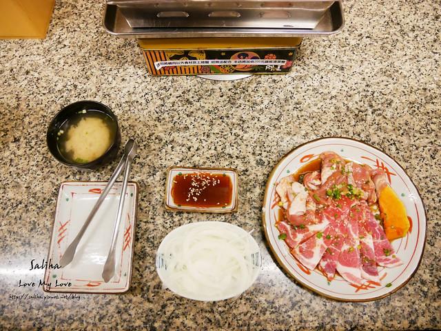 士林站美食餐廳寶屋烤肉日本料理 (17)