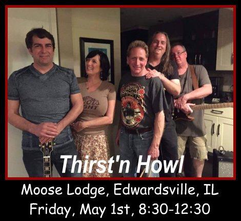 Thirst'n Howl 5-1-15