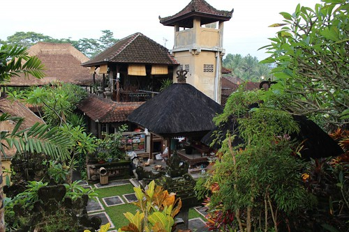 Rumuh Roda Property in Ubud Bali