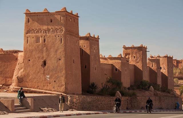 Kasbah de Taourirt, Ouarzazate