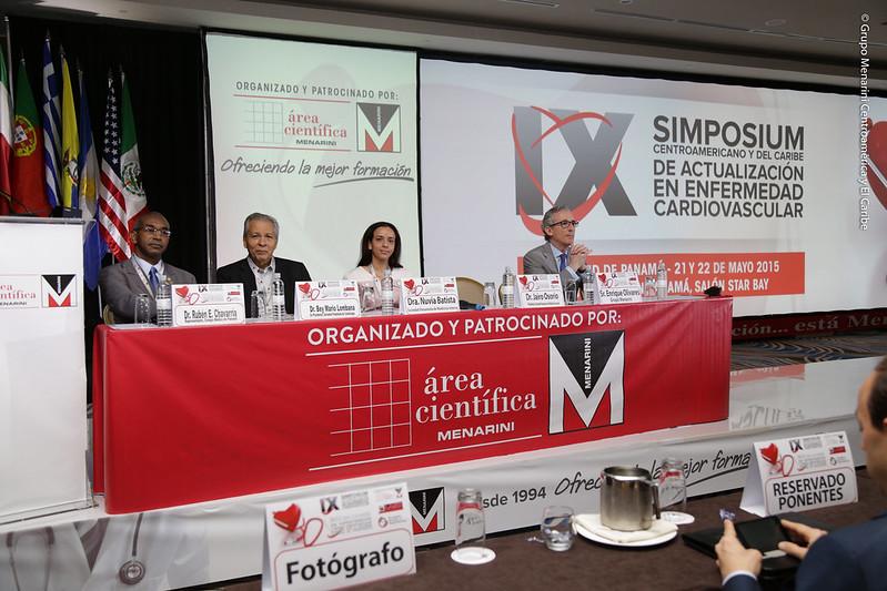 IX Simposium Centroamericano y del Caribe de Actualización en Enfermedad Cardiovascular