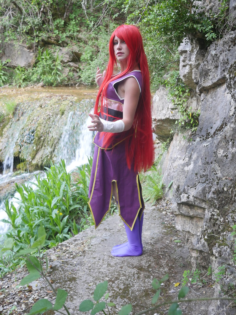 related image - Shooting Erza Scarlet - Robe de Yuen - Fairy Tail - Montferrat - 2015-05-15- P1080659