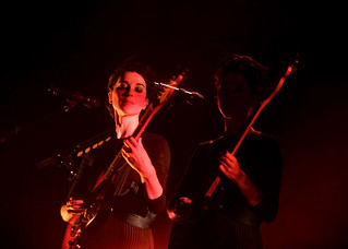 St. Vincent @ The Pagent | by lhkwok
