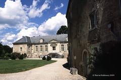52 Poissons - Château XVII XVIII - Photo of Aingoulaincourt