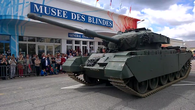 Centurion at Saumur 2015