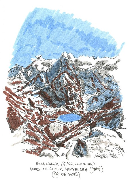 Siula Grande (6.344 m.s.n.m.)