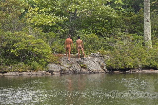 naturist 0001 Harriman State Park, New York, USA