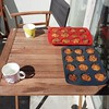 Carrot and apple muffins cooling in the sun #healthybaking ;)