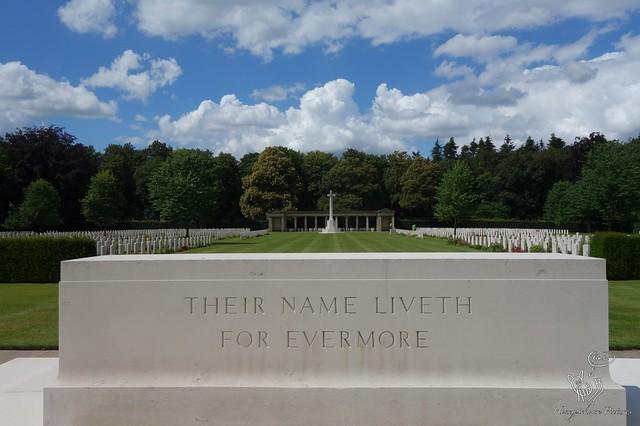 Rheinberg War Cemetery