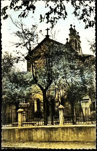 monastery postcards convent conventos tarjetaspostales valdepeñasciudadreal