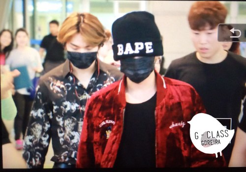 Big Bang - Incheon Airport - 26jul2015 - GDREIRA - 08