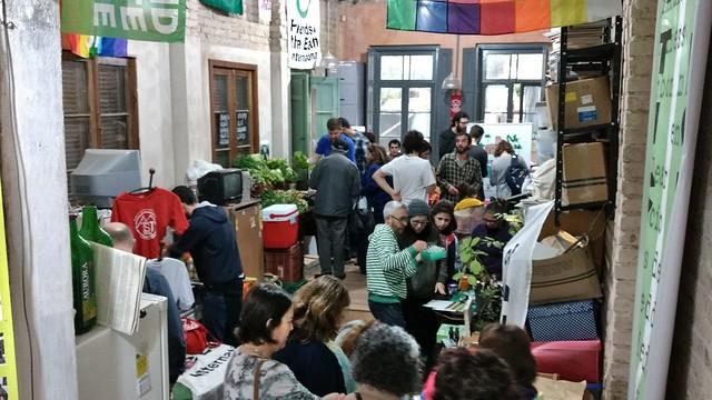2ª edição Feira Agroecológica Frutos da Resistência