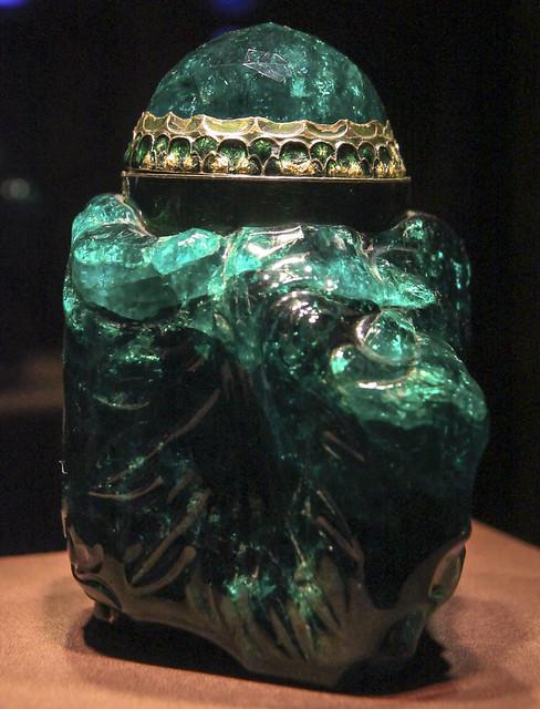 Emerald Unguentarium